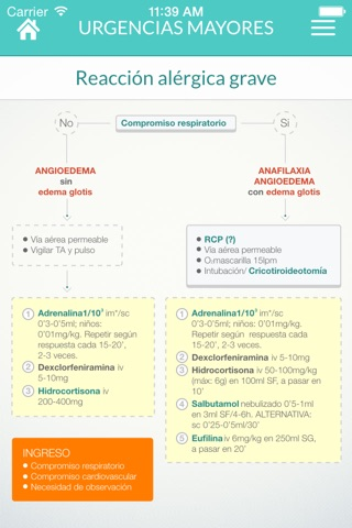 Urgencias Mayores screenshot 3