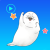 Water Seal Animated Stickers Wiki