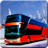 Door to Apps - Tourist Bus Ride : Visit in Winter  artwork
