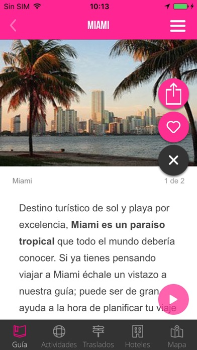 download Guía de Miami de Civitatis.com apps 0