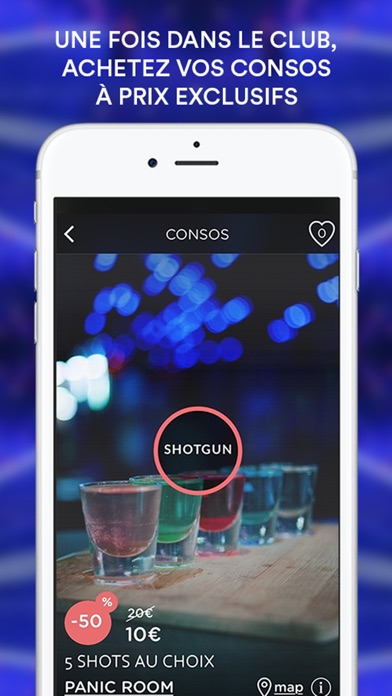 download Shotgun : Entrées et Consos apps 1