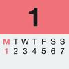 Numéros de semaine français avec widget