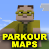 Parkour Maps For Minecraft PE !