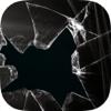 broken screen wallpaper - cracked screen prank