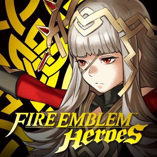 Fire Emblem Heroes free software for iPhone, iPod and iPad