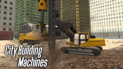 City Builder Machines Driver Full screenshot 1