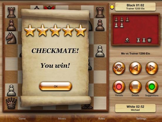 Chess Pro - with coach для iPad