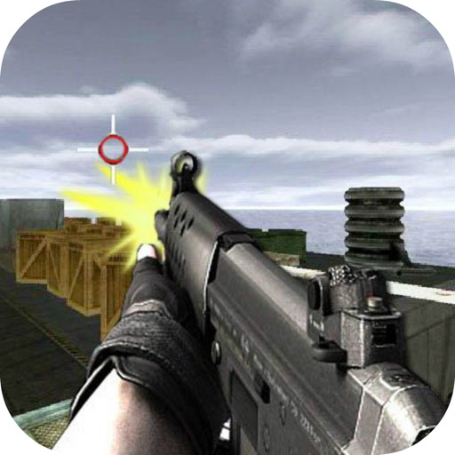 Army Assault Shooter iOS App