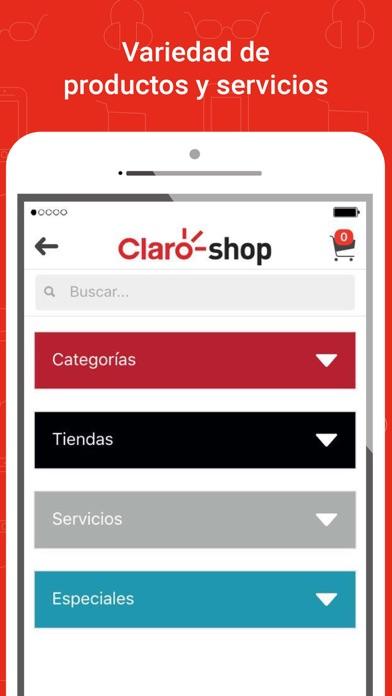 claro shop mexico