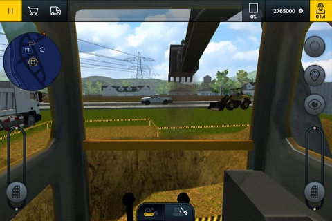 Construction Simulator PRO 2017 screenshot 2
