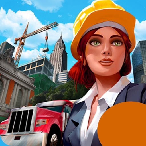 Astonishing City Building Games iOS App