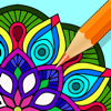 Mandala Coloring Book - Coloring for Me and adults