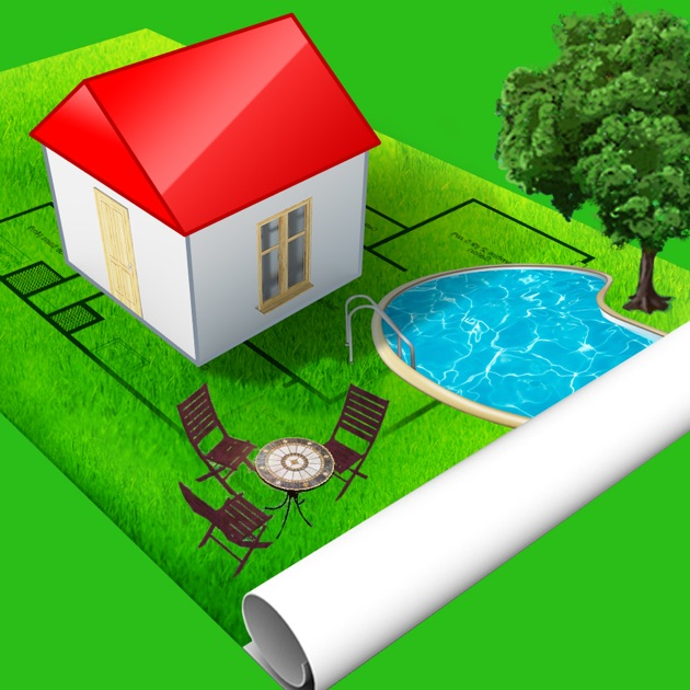 Home design 3d outdoor garden on the app store for 3d house design app