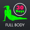 30 Day Beach Body Fitness Challenges