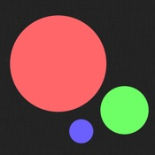 カラーボール - シンプルなパズルゲーム