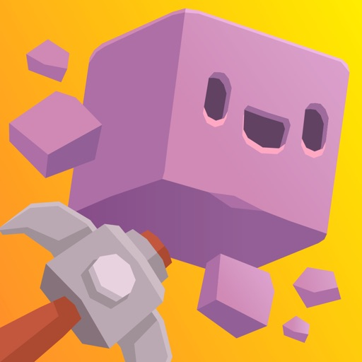 Charming Runes - Endless Arcade Block Breaker