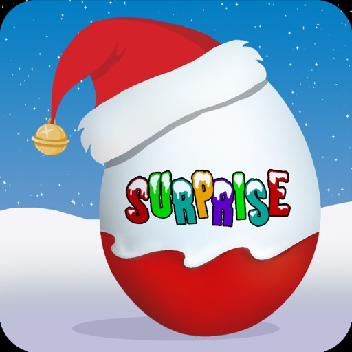Christmas Egg Surprise iOS App