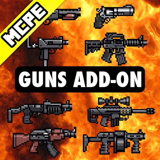 Guns Addons Maps For Minecraft Pocket Edition PE Bei Quoc Hiep - Minecraft gun spiele
