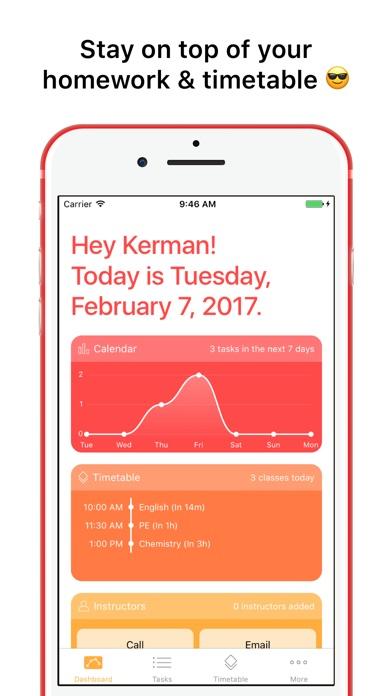 The Homework App - Your School Schedule & Planner on the App Store
