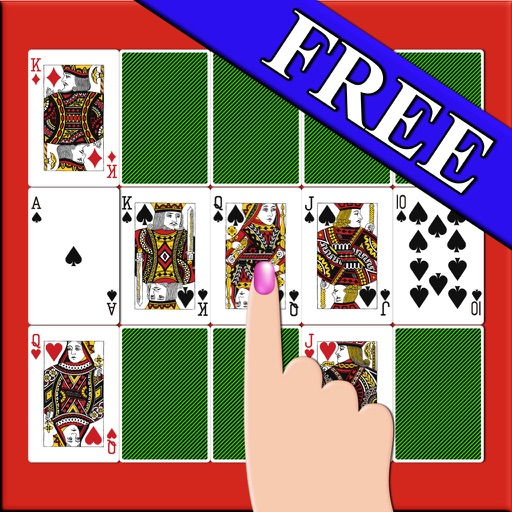 Poker Solitaire Card Game2 iOS App