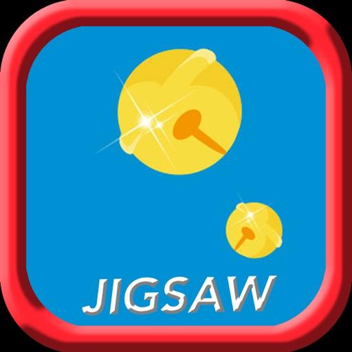 Free Jigsaw Puzzles Sliding Box Games for Doraemon iOS App