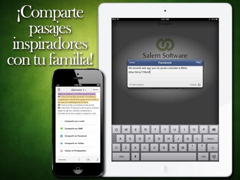 Biblia Reina Valera Audiolibro screenshot 3