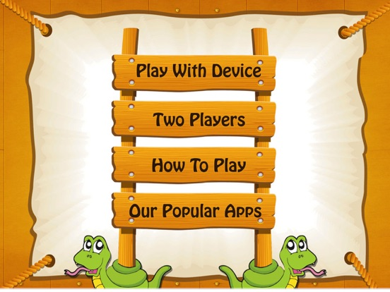 Snakes And Ladders By Tinytapps для iPad