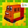 Happy Train Puzzle