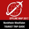 Nordrhein Westfalen Tourist Guide + Offline Map