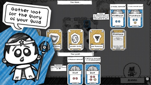 Guild of Dungeoneering Screenshot