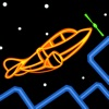 Neon Horizon Drive — Fun airplane flying games