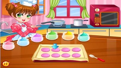 العاب طبخ سارة - طبخ الحلويات الشهيةلقطة شاشة5