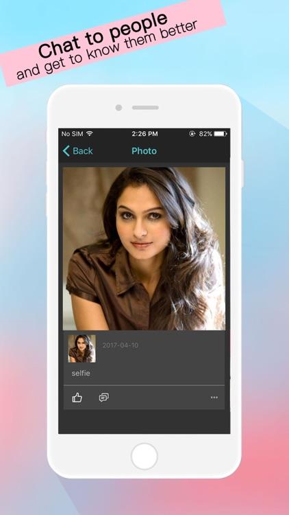 Flirt cafe app