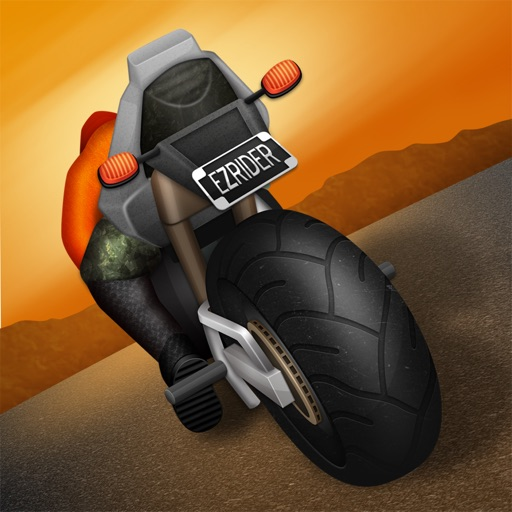 Highway Rider- rasante Motorradaction