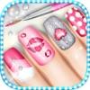 Girl Games ℠ - Princess Nail