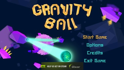 Screenshot #6 for Gravity Ball by Upside Down Bird
