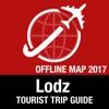 Lodz 旅遊指南+離線地圖