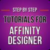 Step by Step Tutorials for Affinity Designer