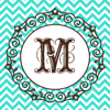 Wallpaper for Monogram Pattern & Backgrounds
