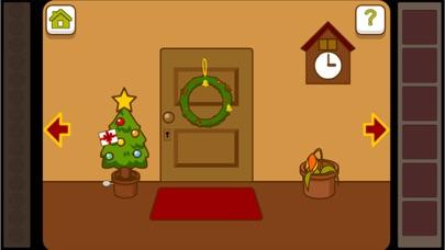 脱出ゲーム:クリスマス部屋エスケープ(無料推理なぞなぞげーむ簡単)のスクリーンショット2