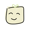 Tofu by mDeltaV - cute food stickers for iMessage Wiki
