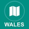 download Wales, UK : Offline GPS Navigation