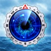 Compass Eye Bearing Compass & Marine Navigation (AppStore Link)