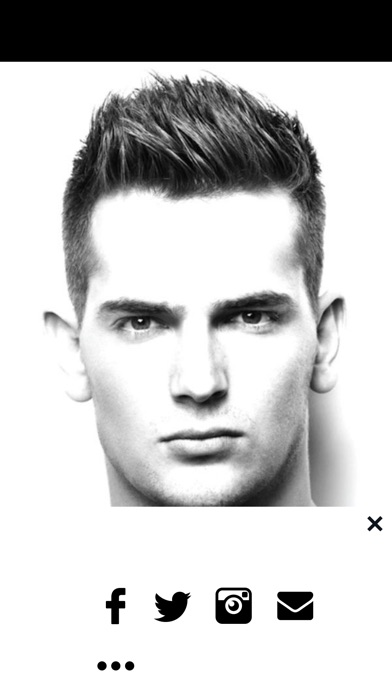 download Hairstyle - Men's Haircuts and Beard Styles ideas apps 1