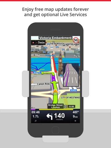 Sygic Car Navigation screenshot 2