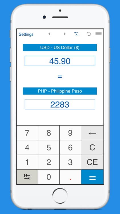 Us Dollars Philippine Pesos Currency Converter