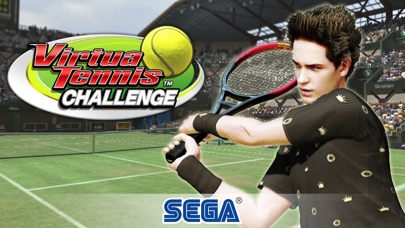 Virtua Tennis Challenge screenshot 1