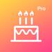 Birthday Reminder Pro - 誕生日お忘れ防止お知らせ通知