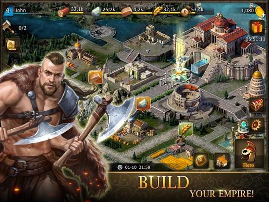 <span>Forge <b class=sec>of</b> <b class=sec>Empires</b>: Build a City v <b class=sec>App</b> Storu</span>
