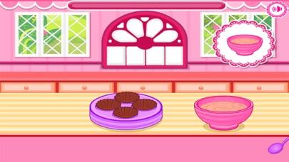 العاب طبخ كب كيك بالشوكولاته مع ماما سارةلقطة شاشة3